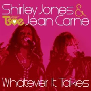 "Shirley Jones & Jean Carne - ""Whatever It Takes\"" - Remixes (2011)"