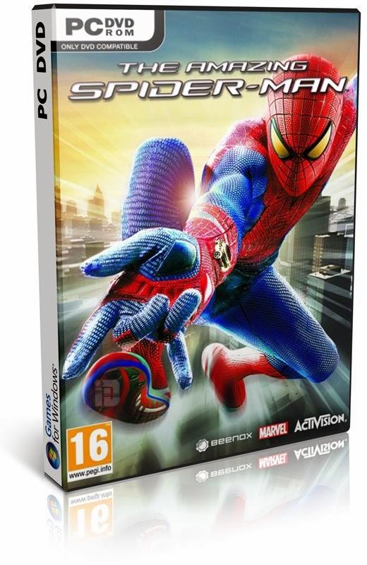 the amazing spider man pc game skidrow crack