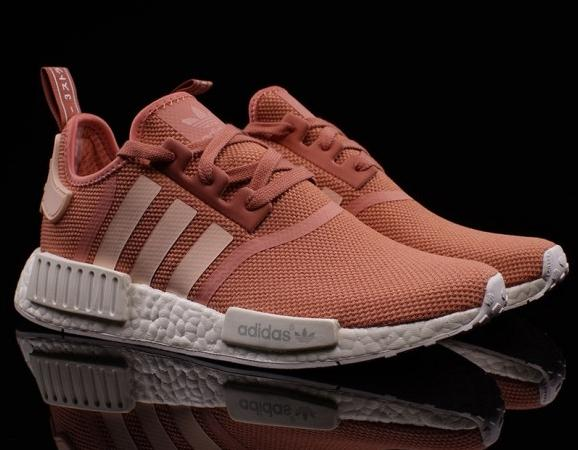 ... arrive at select adidas Originals retailers in the US. Both pairs  feature tonal uppers with one done in Salmon and the other in  Cream/Off-White (Cheap ...