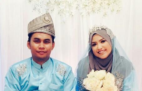Blogger Sue Izza dan Suami Kemalangan