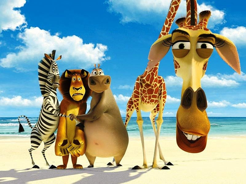 Madagascar cartoon picture 3