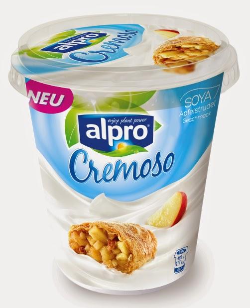Alpro Cremoso Apfelstrudel