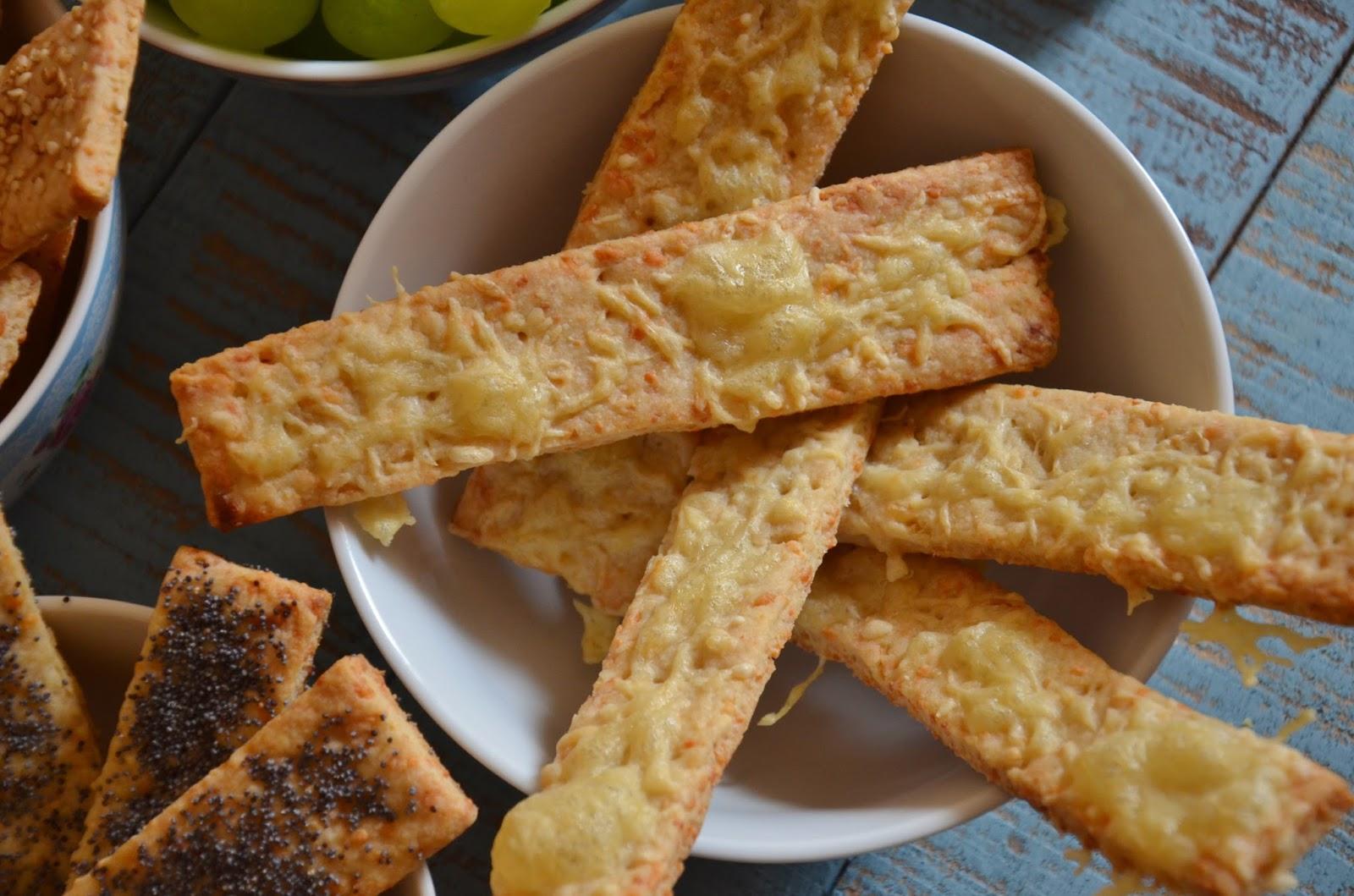 tapas de queso emmental