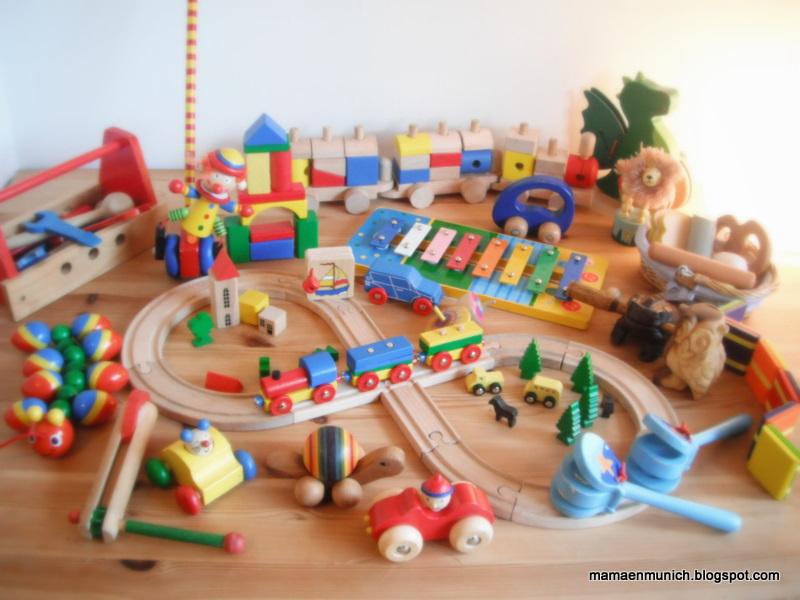 La pasi n alemana por los juguetes de madera - Jugueteros de madera ...