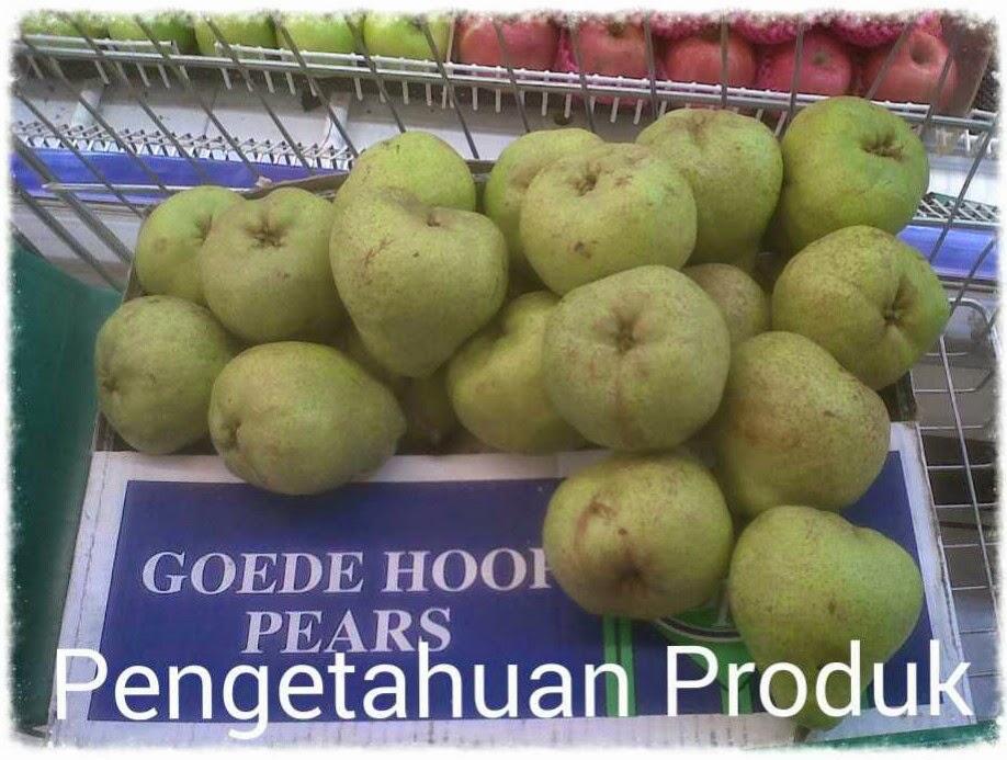 Pear Hijau Packham