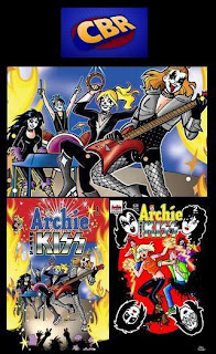 Kiss Release Plushies, Announce Appearance in 'Archie' Comic Book and New Album in 2012