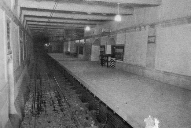 Article sobre la estació de Fernando MetroFERNANDO