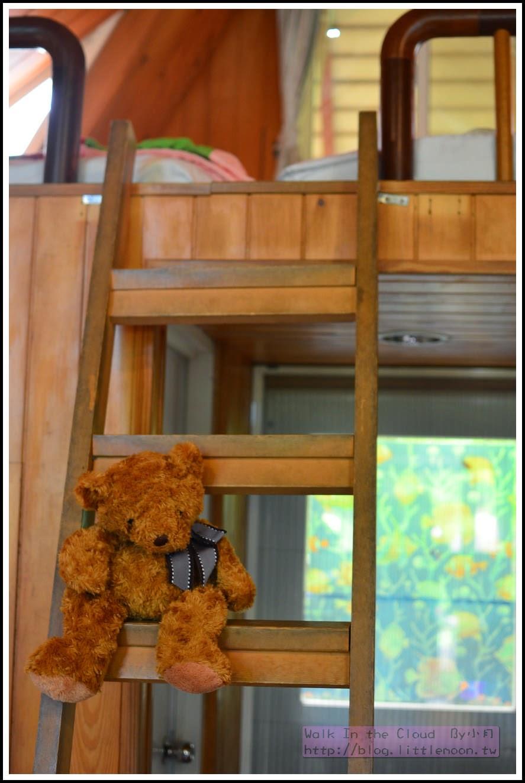 熊熊與梯子