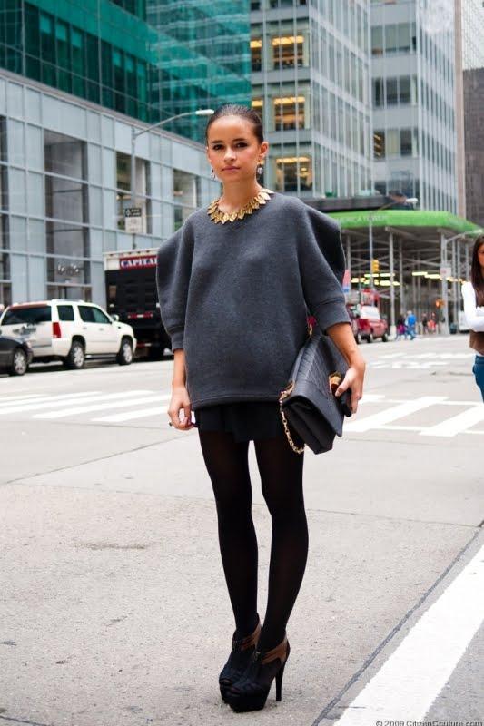 Anobano's Blog: Style Report: Miroslava Duma