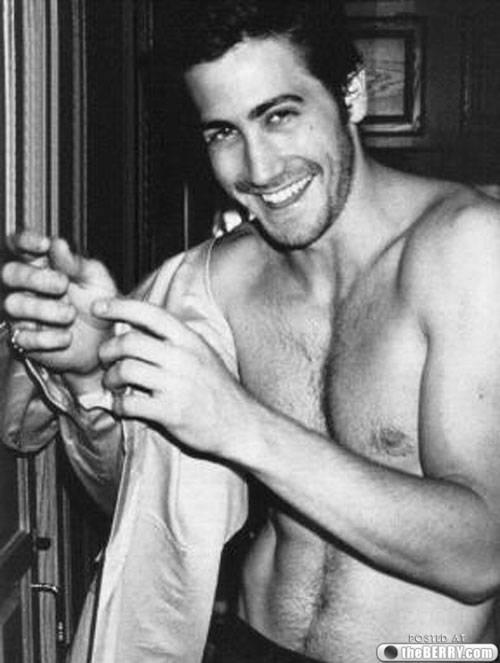 CelebrityLifestyle Jake Gyllenhaal Hairstyle