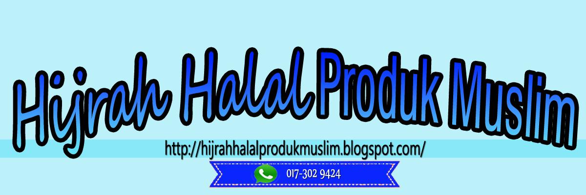 Hijrah Halal Produk Muslim