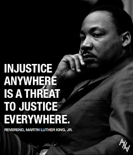 the authors view on justice in letter from a birmingham jail by martin luther king jr and civil diso Note: afsc published letter from birmingham city jail by martin luther king, jr in may, 1963 king wrote the letter on april 16, 1963 in response to an open, published letter from white.