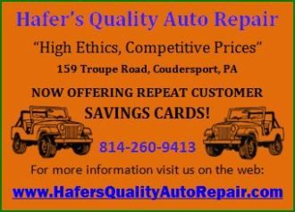 Hafer&#39;s Quality Auto Repair