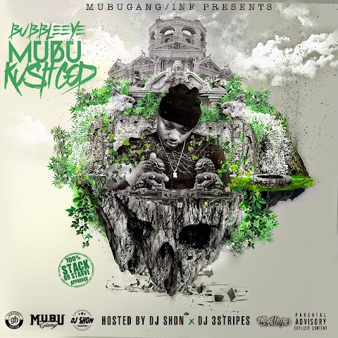 "MUBU Gang Artist Bubble Eye Preps ""Kush God"" Release For The Annual 4-20 Holiday!"