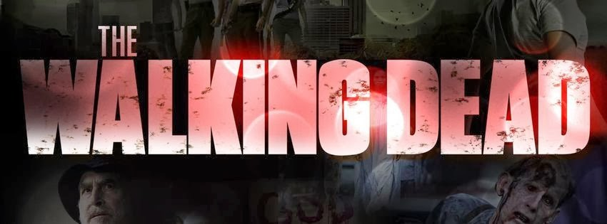 Image de couverture facebook walking dead