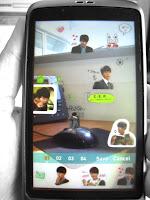 Aplikasi Secret Garden di Ponsel4