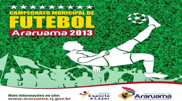 Futebol Araruama