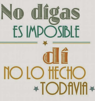 No Digas es Imposible
