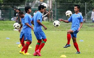 pertandingan uji coba timnas U-23