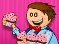 Jugar a Tienda de cupcakes de Papa