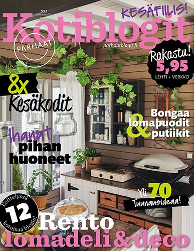 Parhaat Kotiblogit - lehti nro 3/2016
