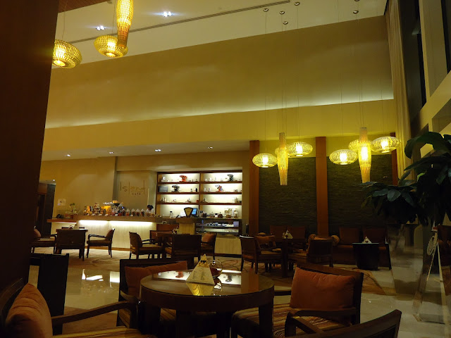 Island Cafe at Rotana Hotel Yas Island Abu Dhabi