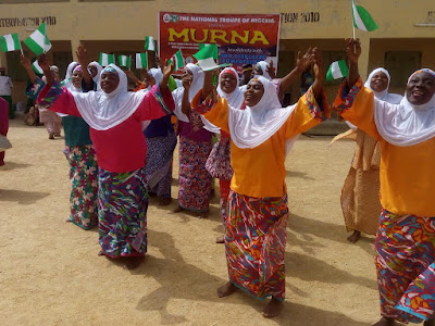 National Troupe takes 'Murna' to IDP's