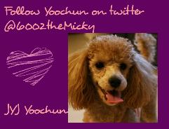 Yoochun Twitter