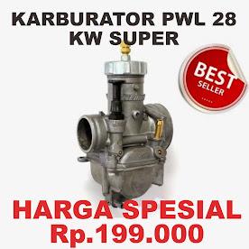 CARBURATOR PWL 28 KW SUPER RP 199.000 (BELUM TERMAKSUT ONGKIR)