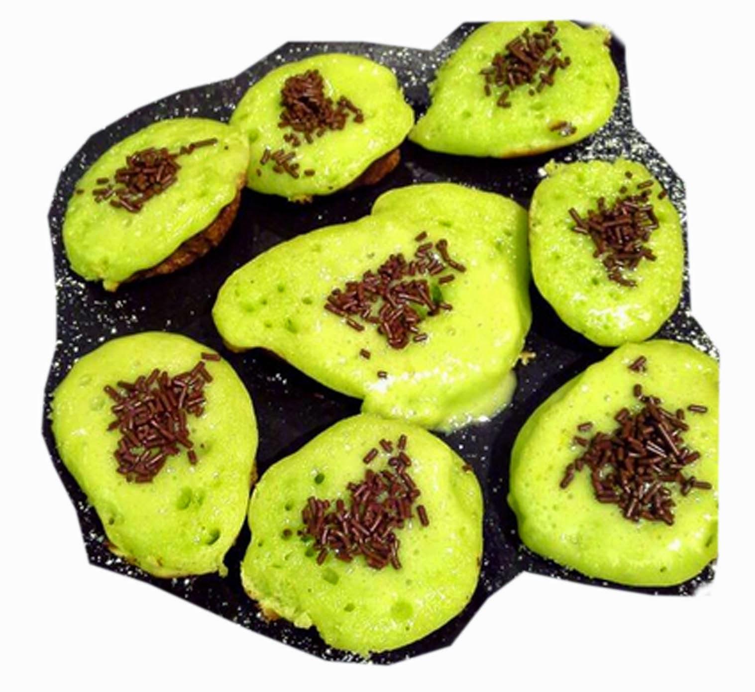 Kue Cubit Green Tea Bandung Yang Enak
