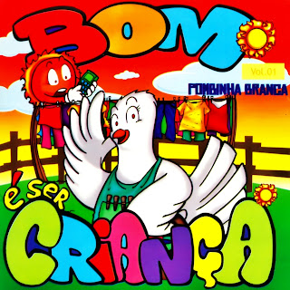 Download  musicasBAIXAR CD Bom é Ser Criança Vol. 01 – 2011