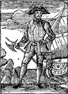 Pirate Benjamin Hornigold, captain of La Concorde
