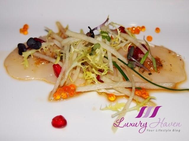absinthe restaurant francais singapore restaurant week