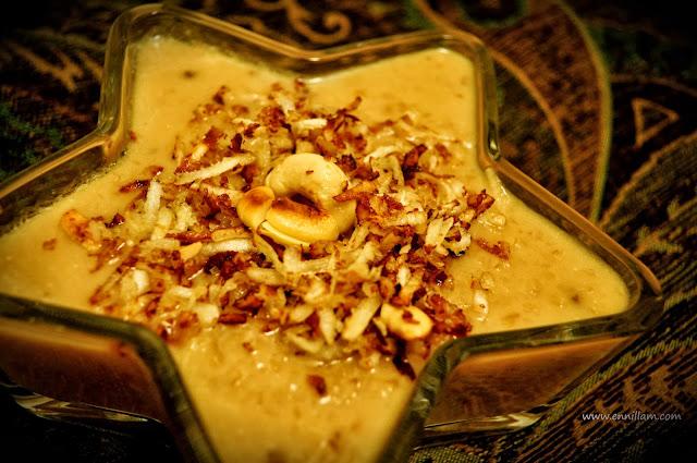 Godhumai Rava Payasam / Broken Wheat Payasam