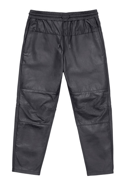 Alexander Wang x H&M Collection leather pants