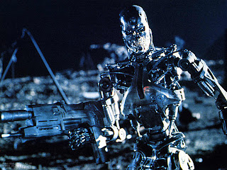 Image of the Robot from Terminator