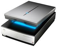 Jenis-jenis Scanner dan Macam-macam Scanner - Gambar Contoh Scanner