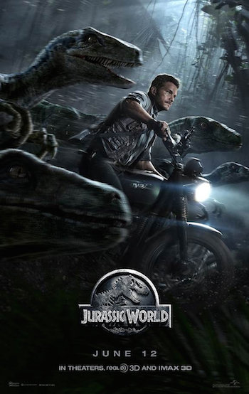Jurassic World 2015 Dual Audio Hindi 720p