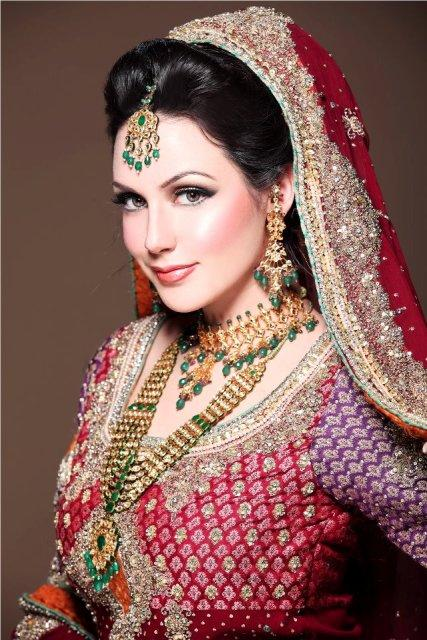 Ayesha Usman Wedding http://nailpolisaddiction.blogspot.com/2012/04/aisha-linnea-getting-married-to-shahbaz.html
