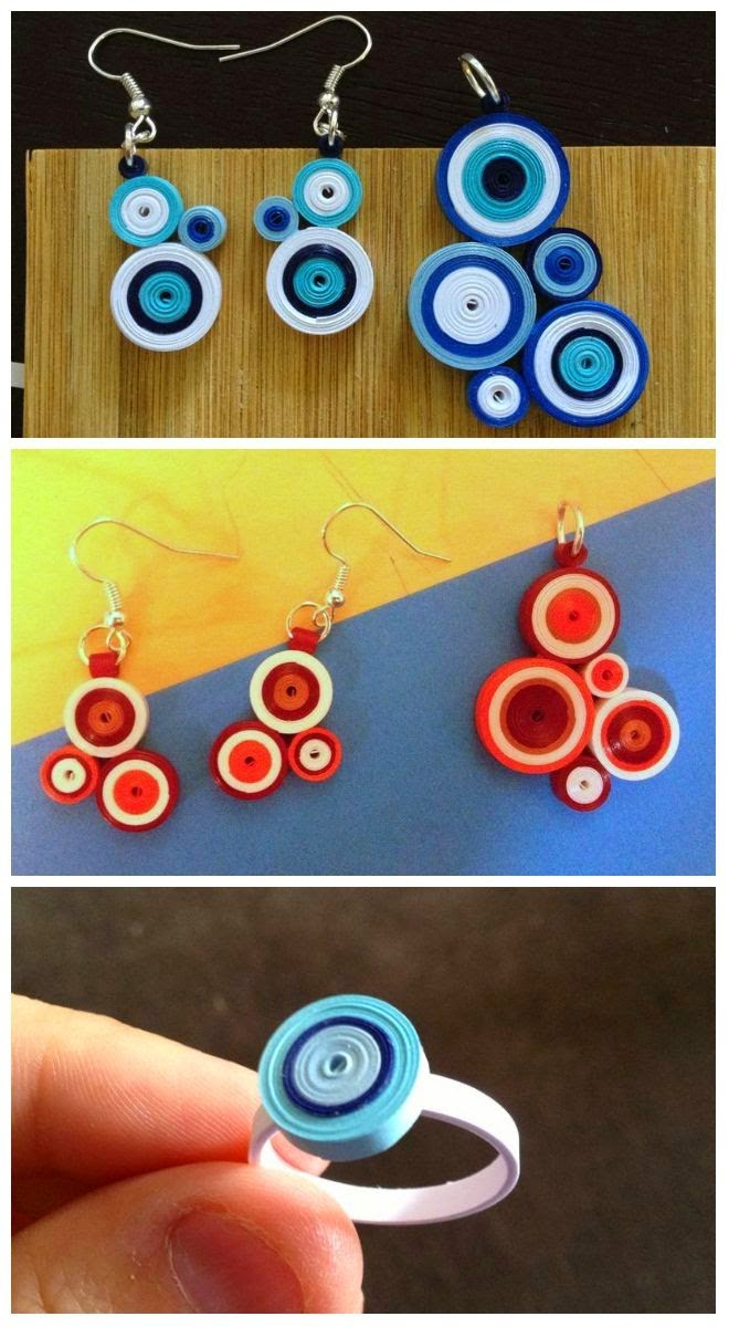 60 Gorgeous Jewelry With Quilling Technique!  Do It. Gmc Terrain Sapphire. Grade Sapphire. Black Wedding Sapphire. Affordable Sapphire