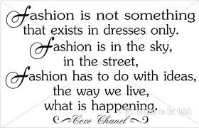 . : Coco Chanel´s classy way of living : .