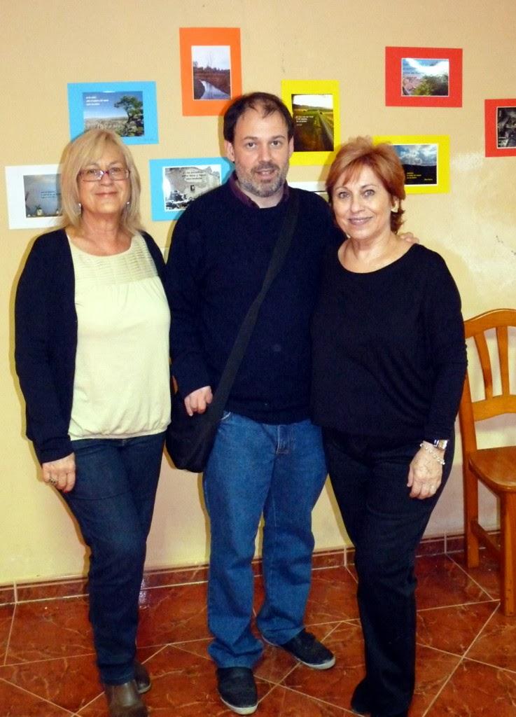 Annur, Gabi y Susana Benet