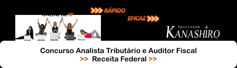 O Melhor Curso Online Auditor Fiscal da RFB