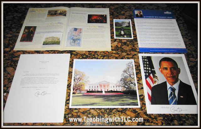 letter to the president assignment