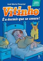 LIVRO: É a dormir que se cresce!
