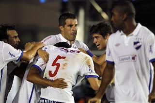 Resultados Jornada 1 de la Copa Libertadores 2012