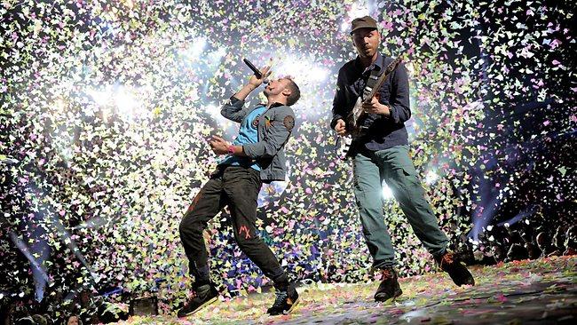 Coldplay serán los encargados del Super Bowl Halftime Show 2016