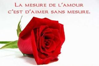 Beaux sms d'amour
