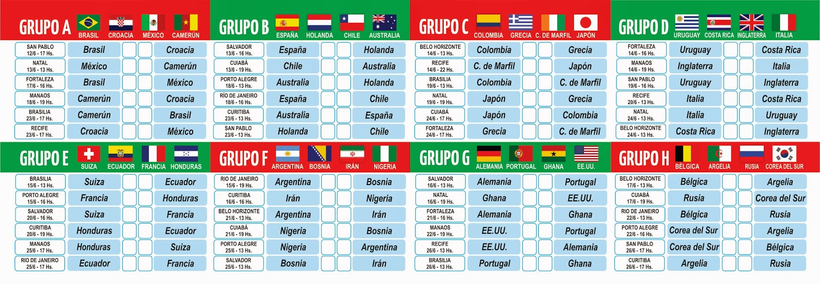 argentina mundiales