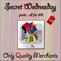 Secret Wednesday Sales